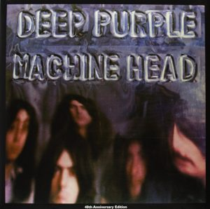 Machine Head Cover